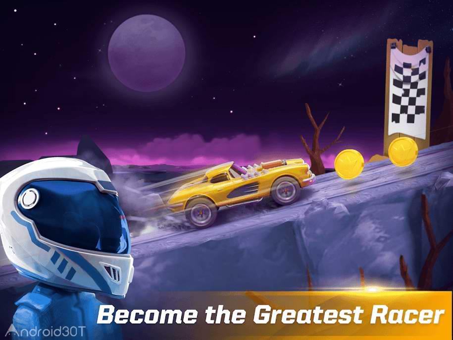 دانلود Fearless Wheels 1.0.22 – بازی ماشین سواری برای اندروید