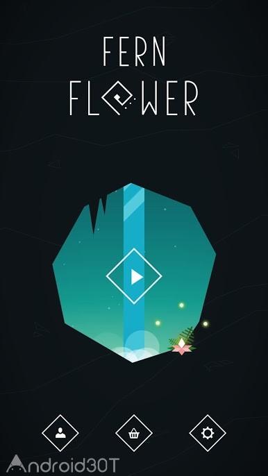 دانلود Fern Flower 1.4 – بازی سرگرم کننده بدون دیتای اندروید