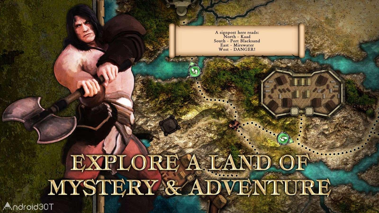 دانلود Fighting Fantasy Legends 1.38 – بازی مبارزه افسانه ای اندروید
