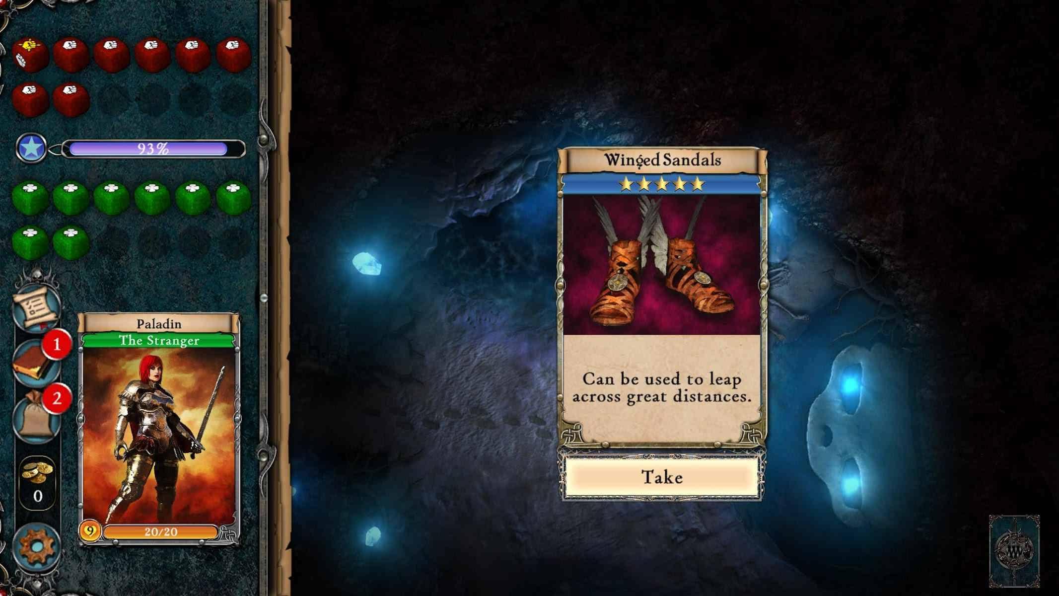 دانلود Fighting Fantasy Legends Portal 1.31 – بازی مبارزه با افسانه پورتال اندروید