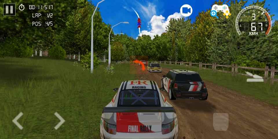 دانلود Final Rally: Extreme Car Racing 0.081 – بازی مسابقه ای رالی پایانی اندروید