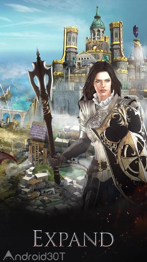 دانلود Iron Throne 6.1.0 – بازی استراتژیک آنلاین تاج و تخت آهنین اندروید!