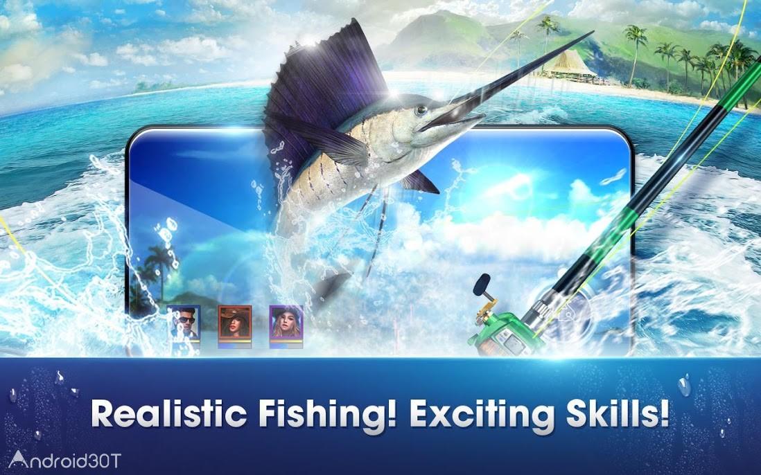 دانلود FishingStrike 1.38.3 – بازی هیجان انگیز ماهیگیری برای اندروید