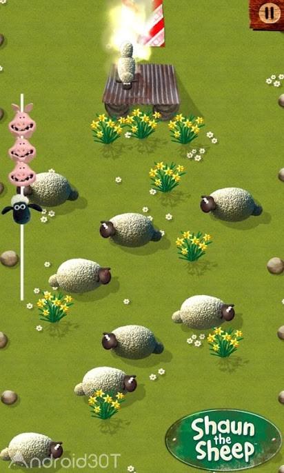 دانلود Fleece Lightning 1.8 – بازی سرگرم کننده جالب برای اندروید