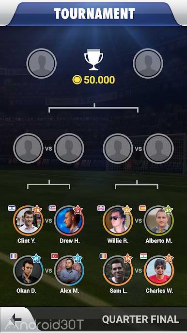 دانلود Flick Shoot UK 1.11 – بازی فوتبالی ضربه ایستگاهی آنلاین اندروید