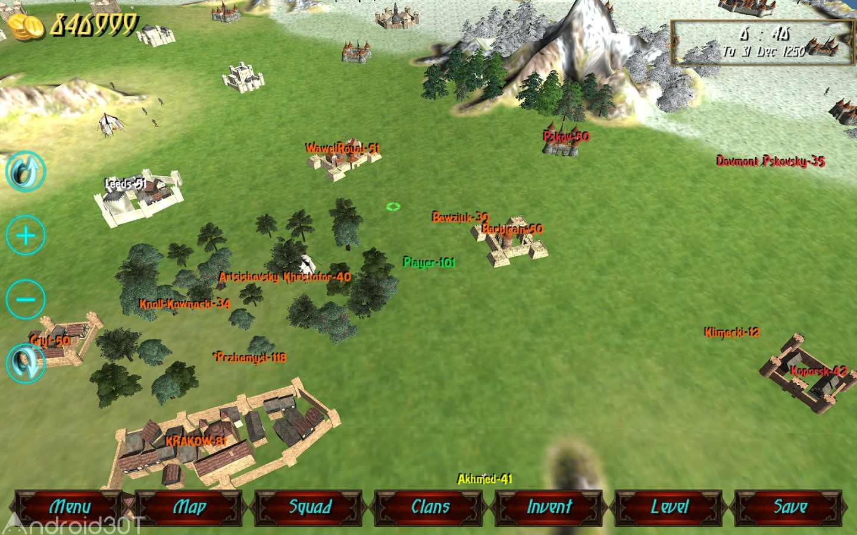دانلود Flourishing Empires 2.1 – بازی اکشن طلوع امپراتوری اندروید