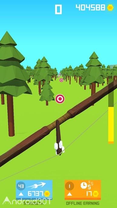 دانلود Flying Arrow 4.7.0 – بازی رقابتی فلش پرنده اندروید