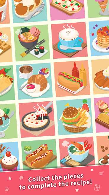 دانلود Foodpia Tycoon 1.3.23 – بازی رستوران فست وفود اندروید