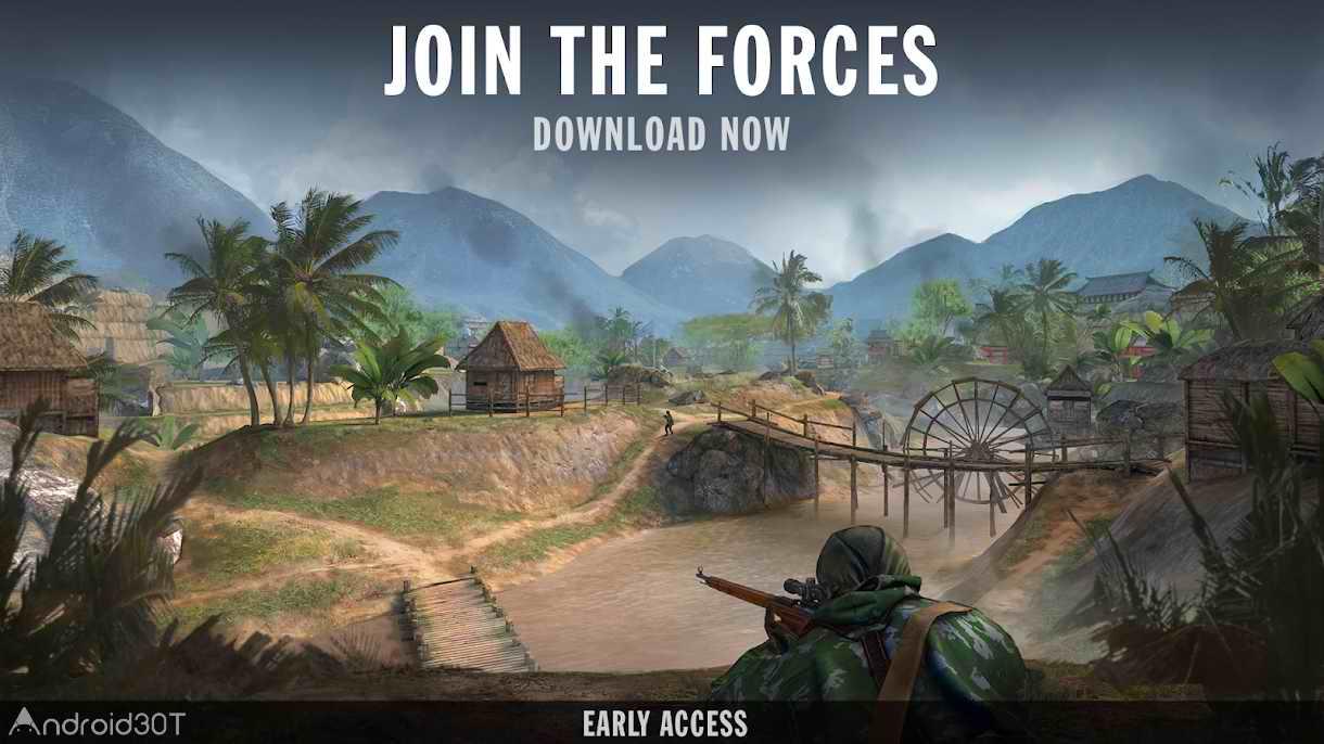 دانلود Forces of Freedom (Early Access) 5.7.0 – بازی اکشن نیروهای آزدیخواه اندروید
