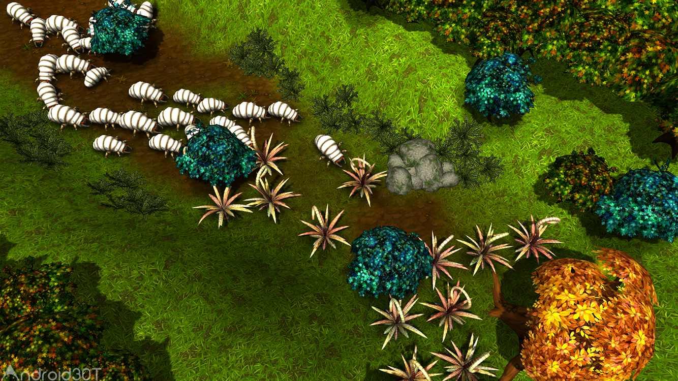 دانلود Forest Spirit 1.0.9 – بازی استراتژیک جنگل ارواح اندروید