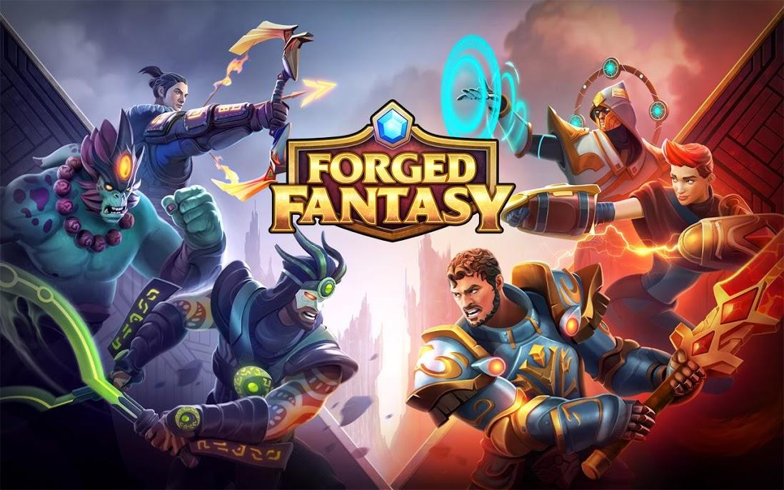دانلود Forged Fantasy 1.7.2 – بازی نقش آفرینی متفاوت برای اندروید