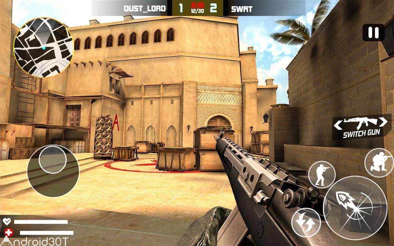 دانلود Frontline World War II Battle 1.0 – بازی جدید جنگ جهانی دوم اندروید
