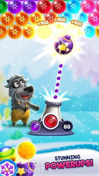 دانلود Frozen Pop 1.6 – بازی جذاب پرتاب گوی های رنگی اندروید
