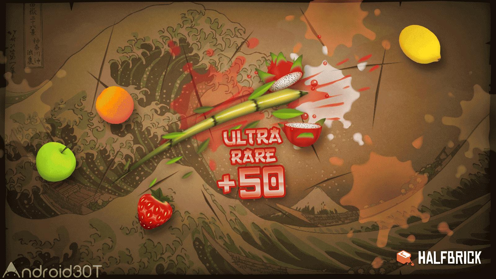 دانلود Fruit Ninja 2.8.7 – نسخه فول فروت نینجا اندروید