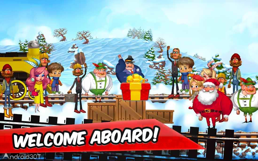 دانلود Fun Kids Train Racing Games 3.56 – بازی قطار برای کودکان اندروید