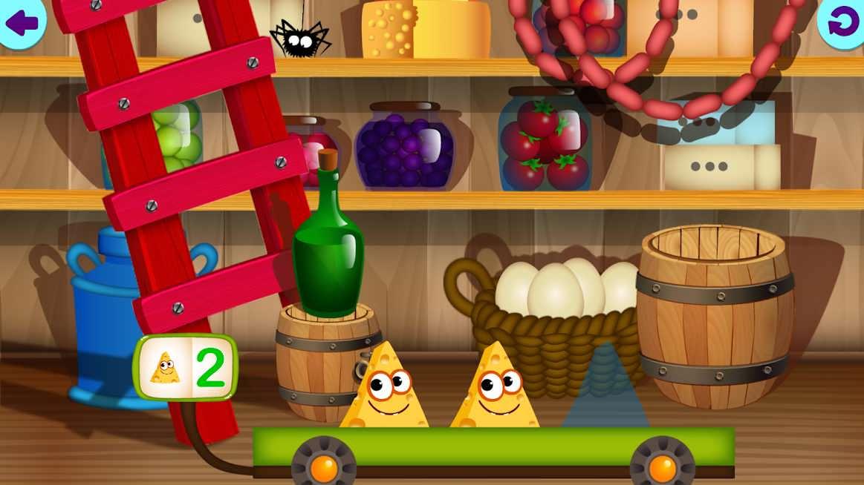 دانلود Funny Food 2.4.0.5 – بازی آموزشی برای کودکان اندروید