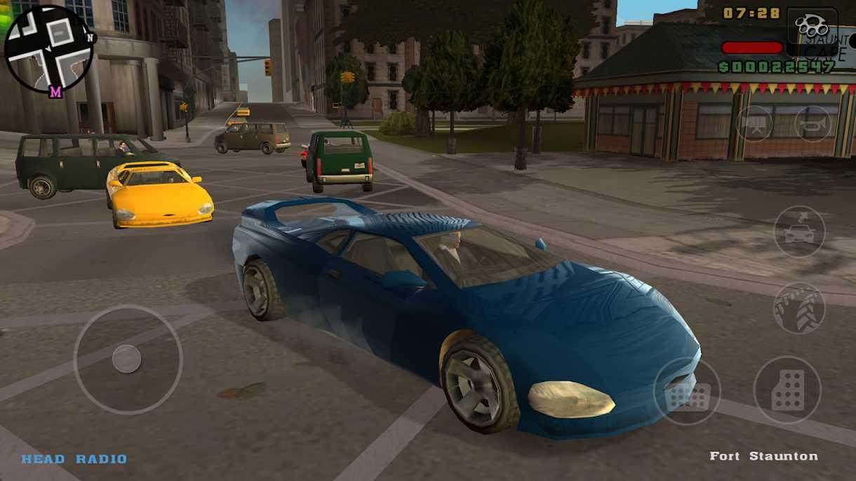دانلود 2.4 GTA: Liberty City Stories – بازی جذاب جی تی ای شهر اندروید