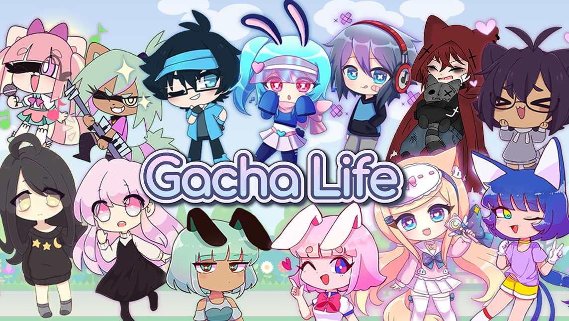 دانلود Gacha Life 1.1.3 – بازی دخترانه کم حجم برای اندروید