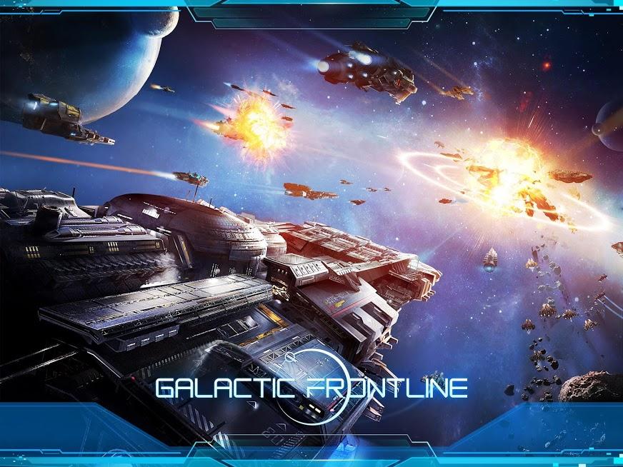 دانلود Galactic Frontline 1.0.109770 – بازی خط مقدم کهکشان اندروید