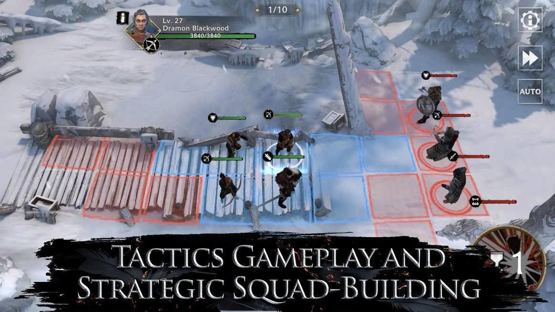 دانلود Game of Thrones Beyond the Wall 1.10.1 – بازی تاج و تخت: آن سوی دیوار اندروید
