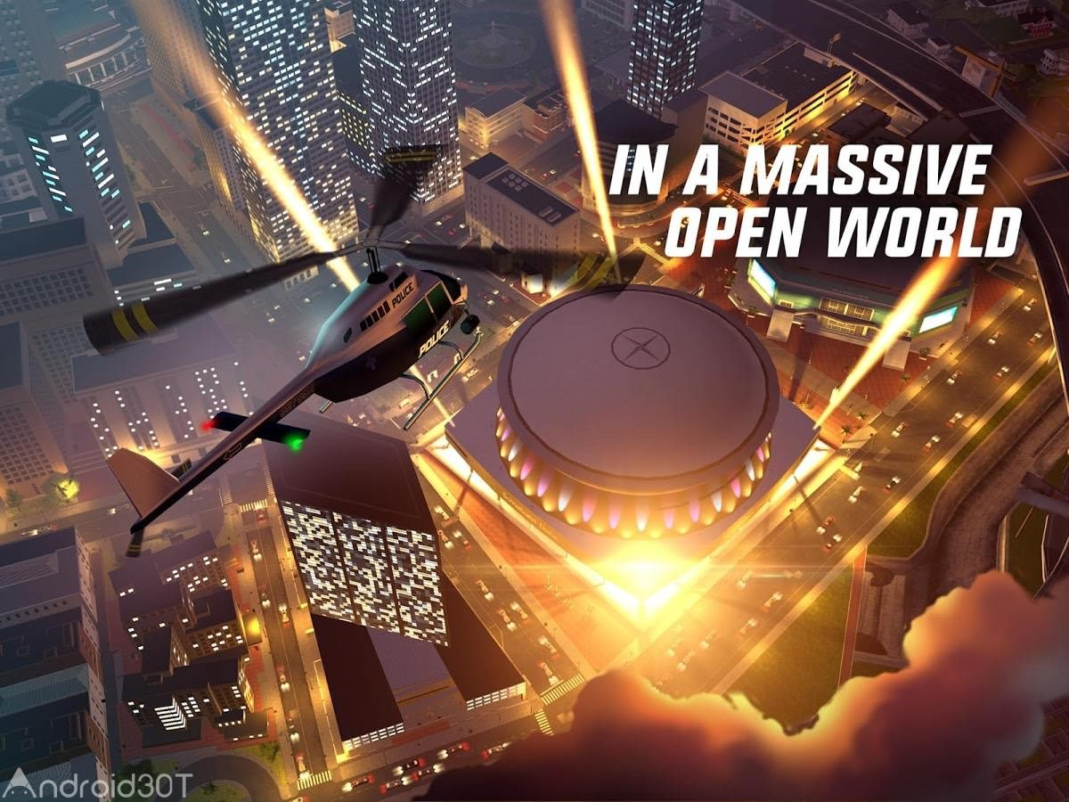 دانلود Gangstar New Orleans 1.9.0l – بازی اکشن گانگستر نیواورلئان اندروید