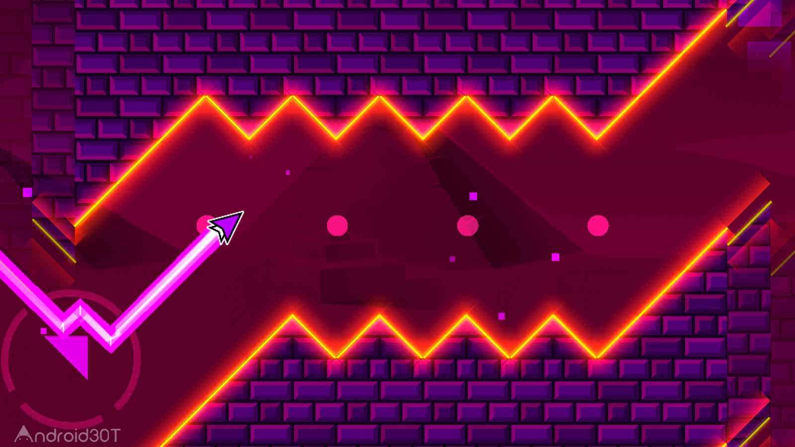 دانلود Geometry Dash SubZero 1.00 – بازی آرکید اشکال هندسی اندروید