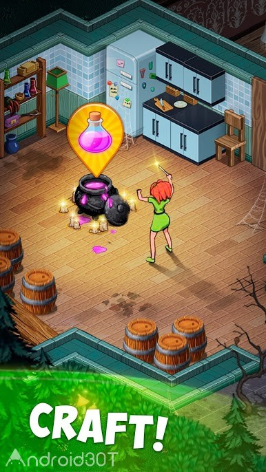 دانلود Ghost Town Adventures: Mystery Riddles Game 2.59.1 – بازی ماجراجویی شهر ارواح اندروید