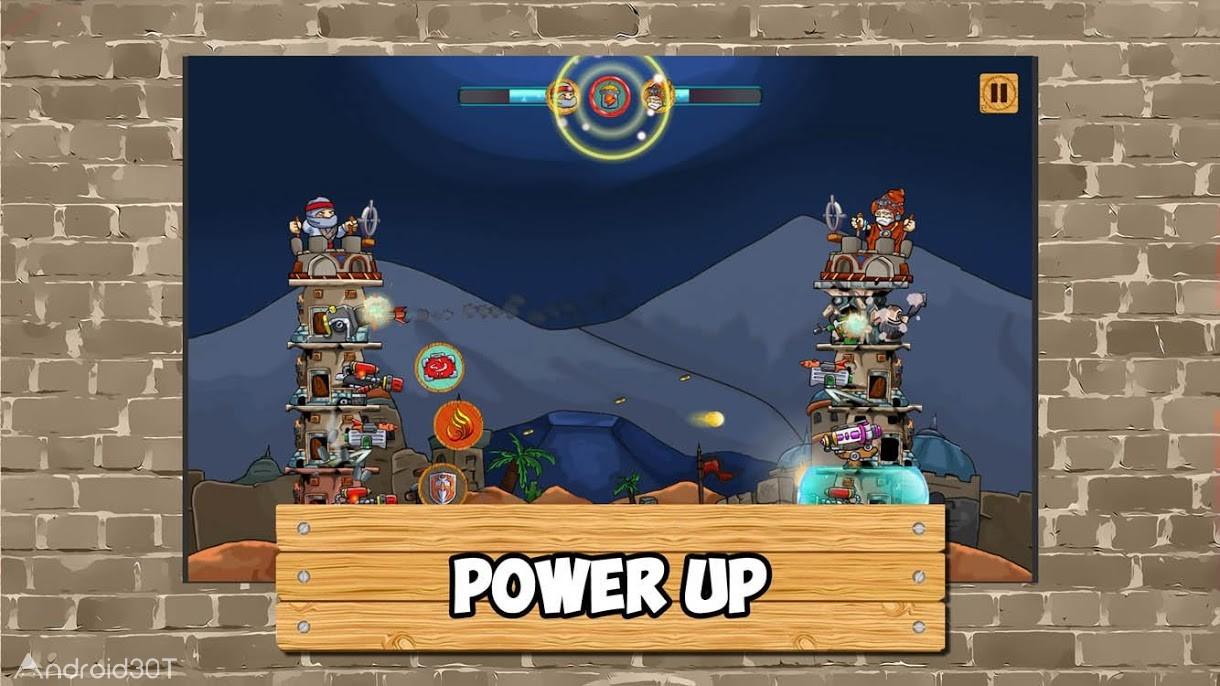 دانلود Glory of Tower Battle 1.5 – بازی جذاب دفاع از قلعه اندروید