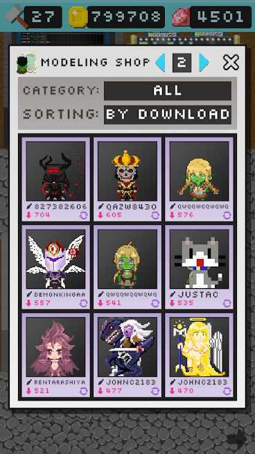دانلود Goblins Shop v1.6.1 – بازی شبیه سازی جالب برای اندروید