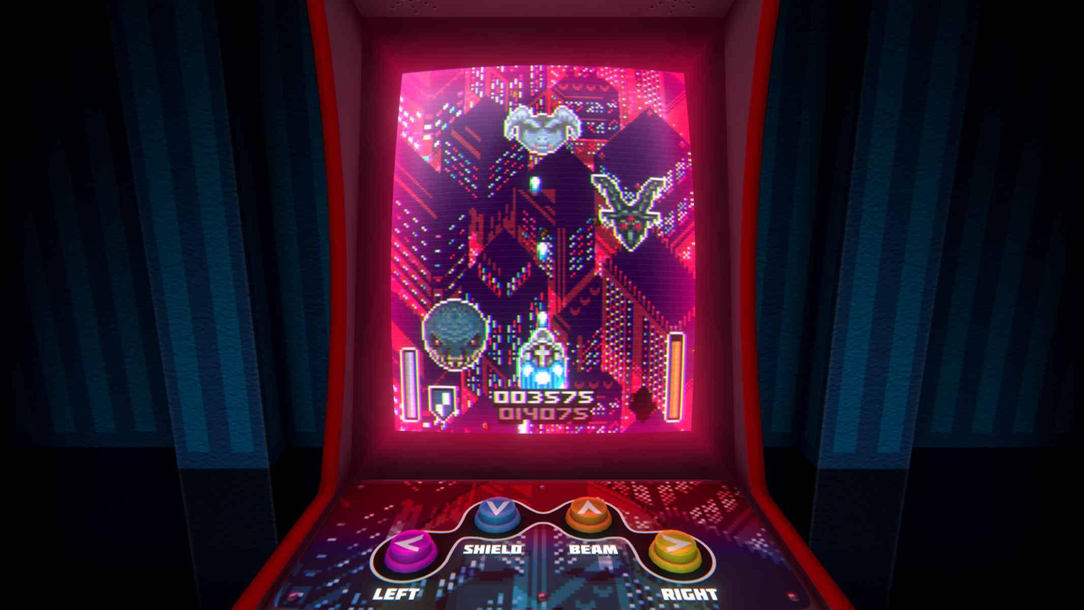 دانلود GodSpeed Arcade Cabinet 2.1.0 – بازی سرگرم کننده اندروید