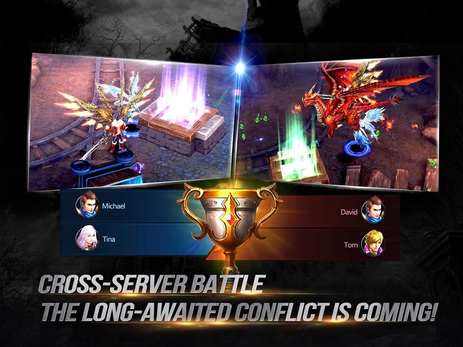 دانلود Goddess: Primal Chaos 1.82.21.040200 – بازی نقش آفرینی اندروید