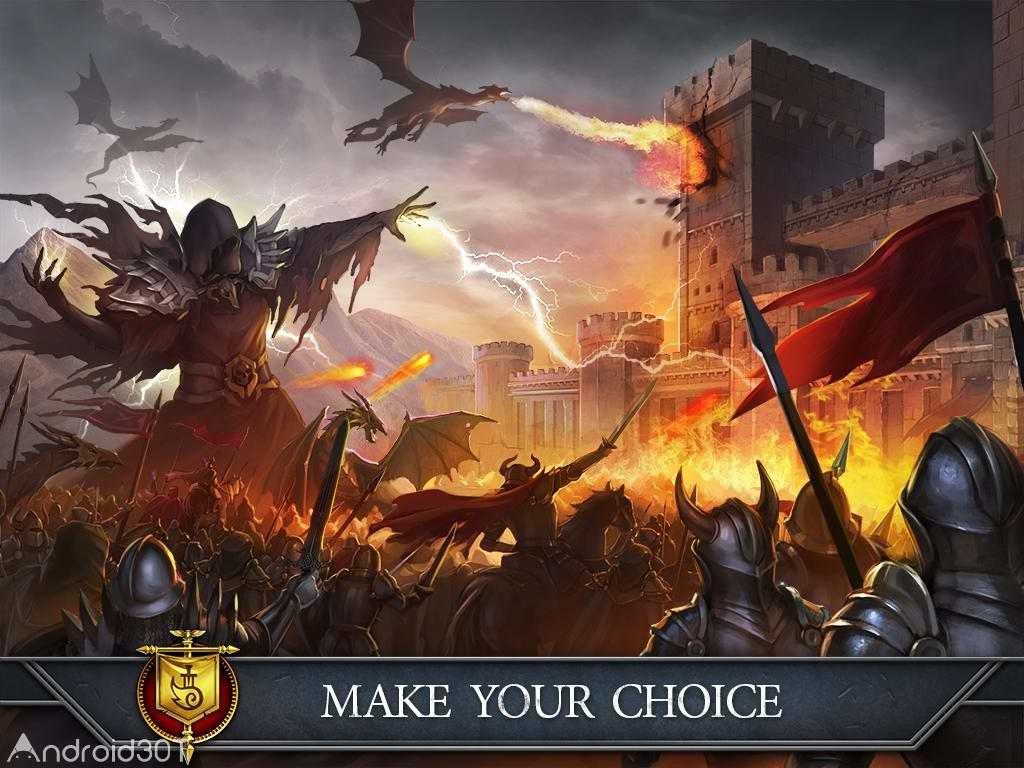 دانلود Gods and Glory 4.5.1.0 – بازی استراتژیک گادز اند گلوری اندروید