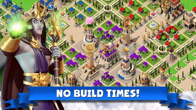 دانلود Gods of Olympus 4.0.26070 – بازی استراتژیکی آنلاین اندروید
