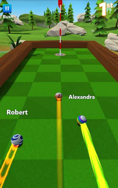 دانلود 1.18.2 Golf Battle – بازی گلف بتل آنلاین اندروید