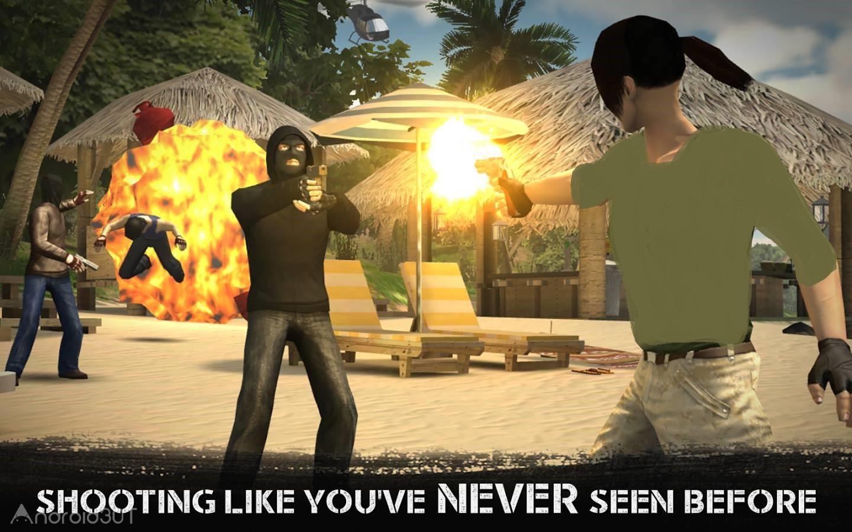دانلود Grand Shooter: 3D Gun Game 2.5 – بازی تیراندازی با تفنگ برای اندروید