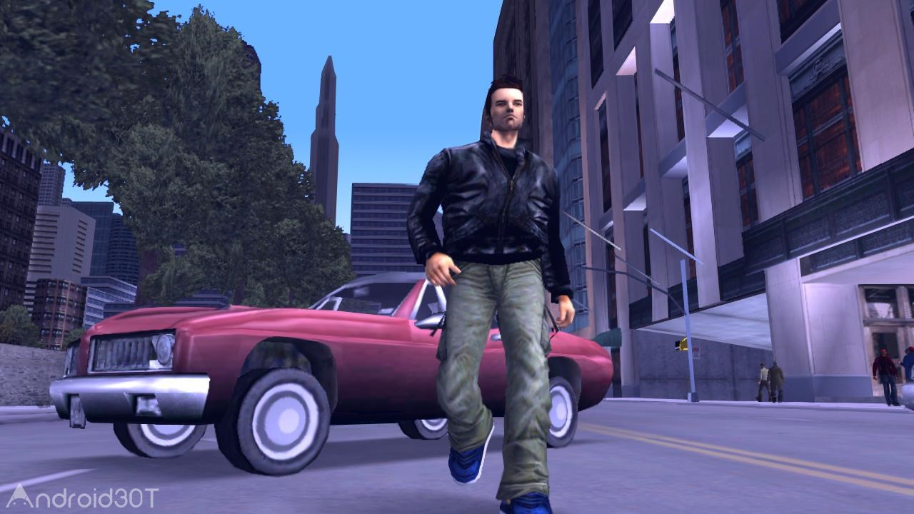 Grand Theft Auto III 1.6 – بازی جی تی ای 3 برای اندروید + دیتا