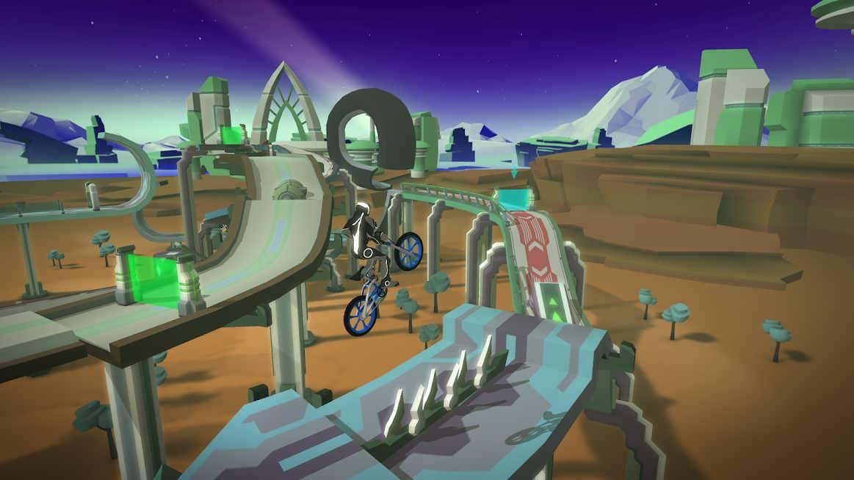 دانلود Gravity Rider Zero 1.42.0 – بازی مسابقه در گرانش صفر اندروید
