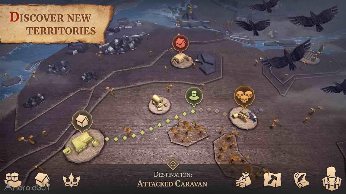 دانلود Grim Soul: Dark Fantasy Survival 2.7.6 – بازی اکشن بقا برای اندروید