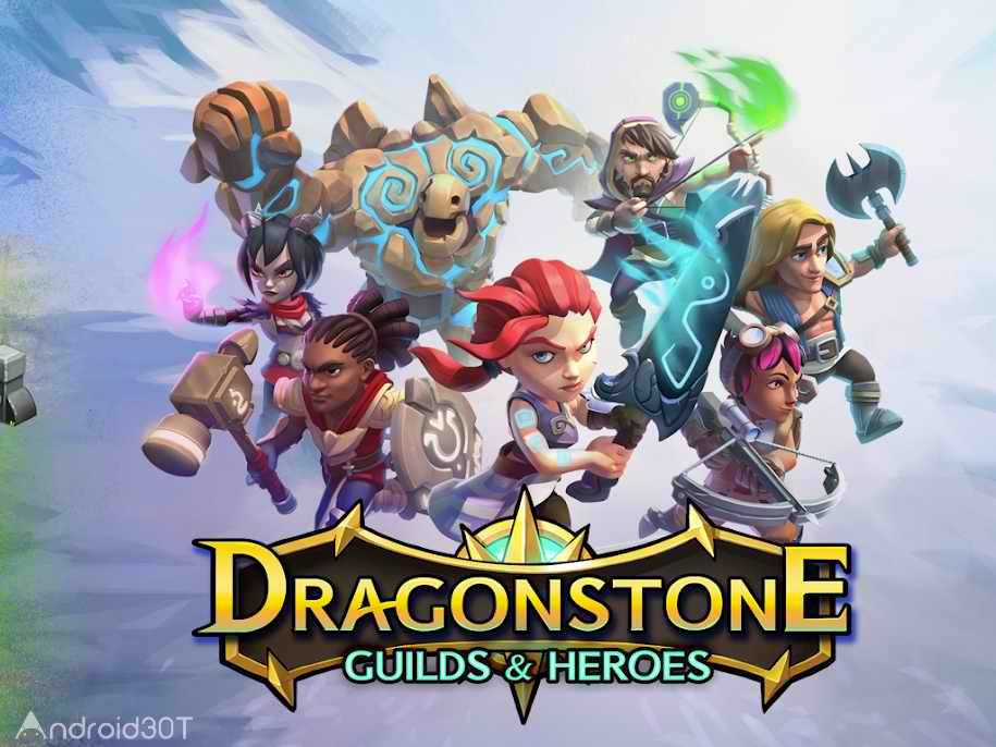 دانلود Guilds &Heroes 1.1.5 – بازی نقش آفرینی قهرمانان اندروید