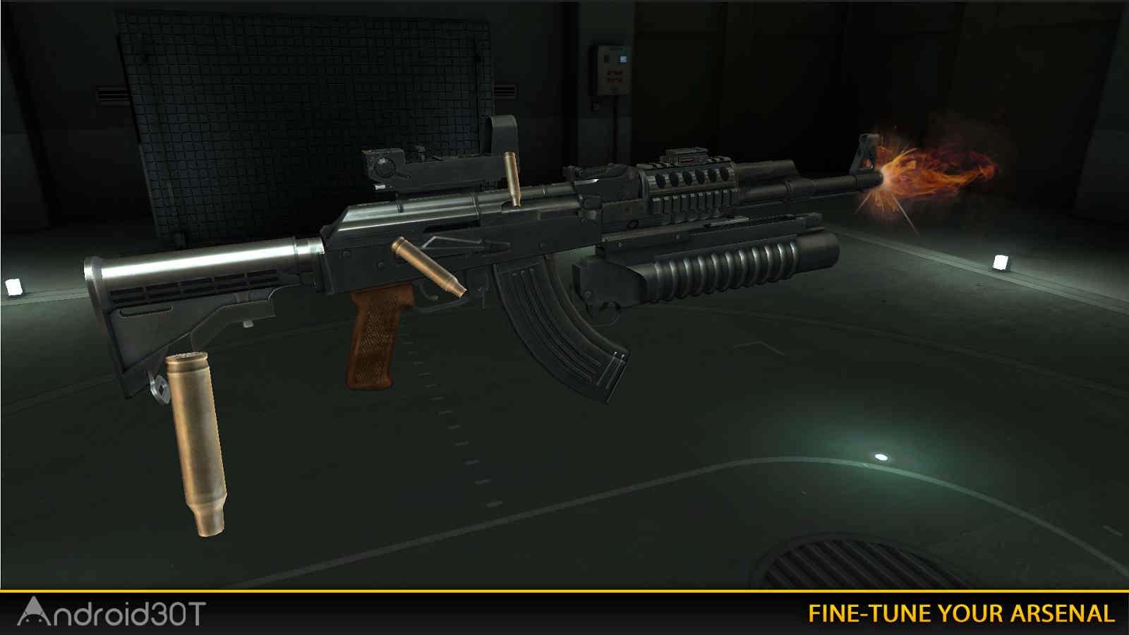 دانلود Gun Club Armory 1.2.6 – بازی باشگاه تیراندازی اندروید
