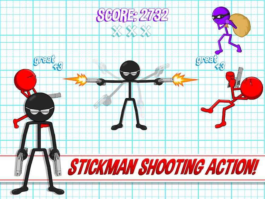 دانلود Gun Fu: Stickman 2 v1.29.0 – بازی آدمک تیرانداز برای اندروید