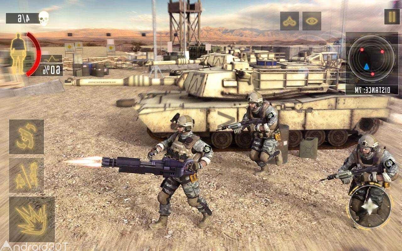 دانلود Gunner Battle City 1.0.6.3 – بازی اکشن تفنگداران اندروید