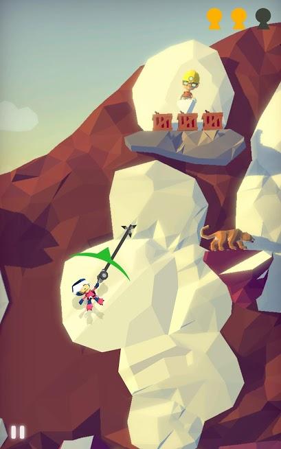 دانلود Hang Line: Mountain Climber 1.7.7 – بازی کوهنوردی برای اندروید