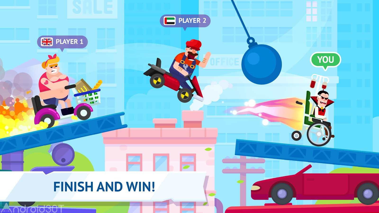 دانلود Happy Racing 2.1 – بازی مسابقات هیجان انگیز اندروید