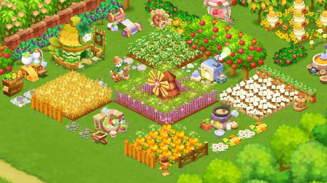 دانلود Happy Ranch 1.16.11 – بازی شبیه سازی مزرعه داری اندروید