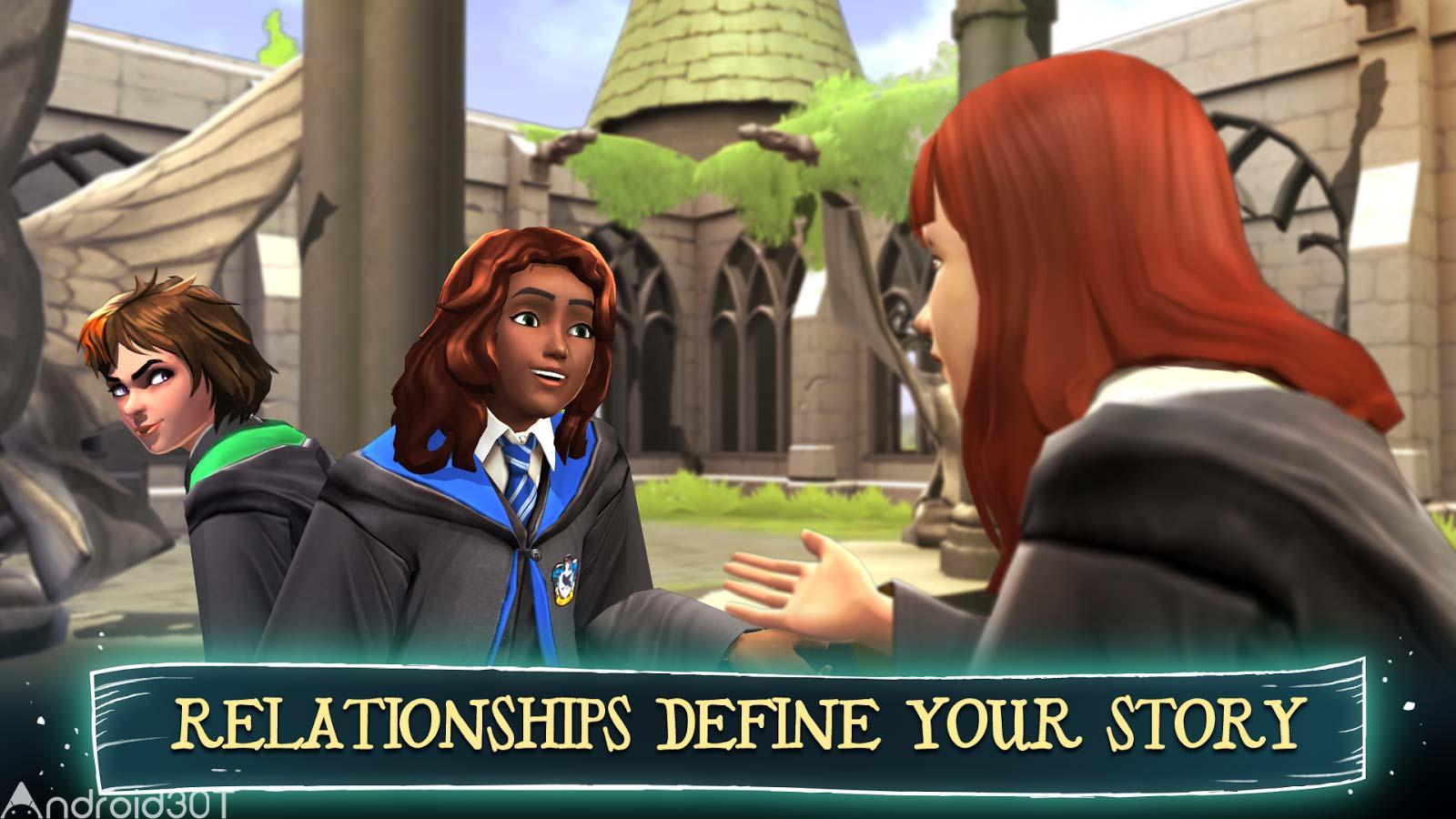 دانلود Harry Potter: Hogwarts Mystery 3.0.0 – بازی جذاب هری پاتر اندروید
