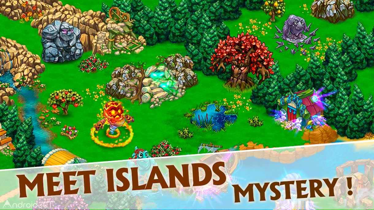 دانلود 1.7.1 Harvest Land – بازی مزرعه داری جذاب برای اندروید
