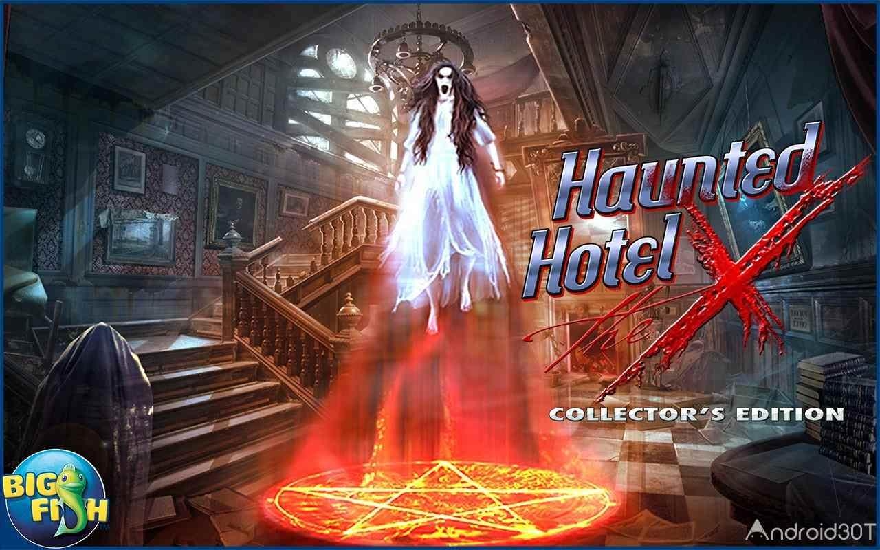 دانلود Haunted Hotel: The X 1.0.0 Full – بازی ماجراجویی هتل خالی از سکنه اندروید