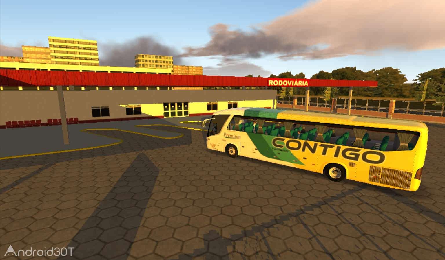 دانلود Heavy Bus Simulator 1.088 – بازی شبیه ساز اتوبوس برای اندروید