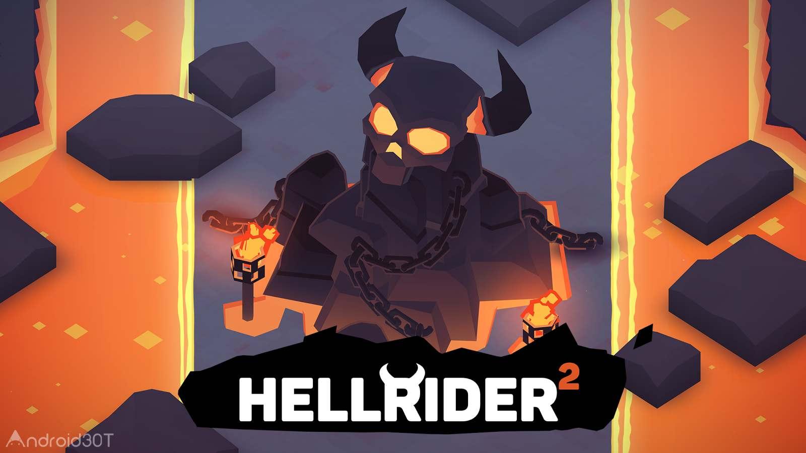 دانلود Hellrider 2 v1.87 – بازی اکشن سوار جهنمی 2 اندروید